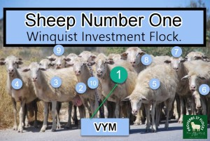 VYM is a solid large cap value ETF.
